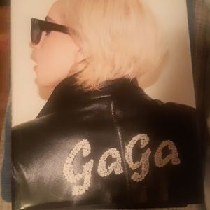 Other - Lady gaga  photo biography  coffee table book